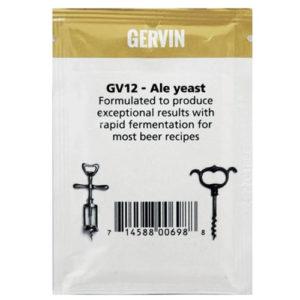 Дрожжи Gervin GV12 Ale yeast