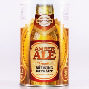 Солодовый экстракт Beervingem Amber ale 1,5 кг